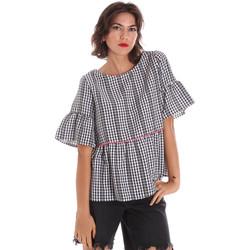 Textiel Dames Tops / Blousjes Naturino 6001027 01 Zwart