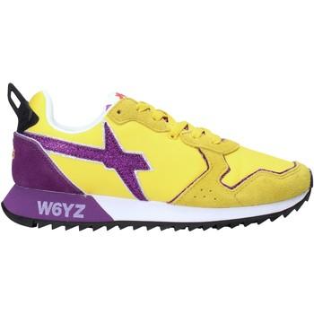 Schoenen Dames Lage sneakers W6yz 2013563 01 Geel