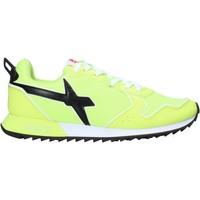 Schoenen Heren Lage sneakers W6yz 2013560 04 Geel