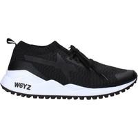 Schoenen Dames Lage sneakers W6yz 2014538 01 Zwart