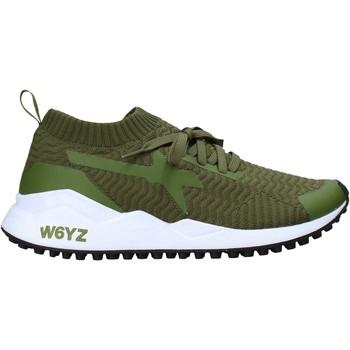 Schoenen Heren Lage sneakers W6yz 2014538 01 Groen