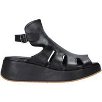 Schoenen Dames Sandalen / Open schoenen Sshady L2403 Zwart