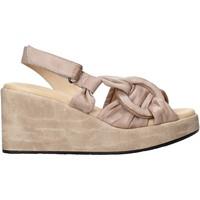 Schoenen Dames Sandalen / Open schoenen Sshady L2504 Grijs