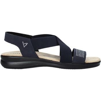 Schoenen Dames Sandalen / Open schoenen Valleverde 25328 Blauw