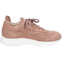 Schoenen Dames Lage sneakers Moma BH812 Rose