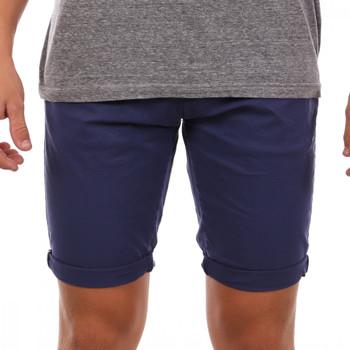 Textiel Heren Korte broeken / Bermuda's La Maison Blaggio  Blauw