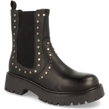 Schoenen Dames Enkellaarzen Ainy 4102 Negro