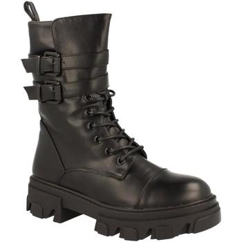 Schoenen Dames Hoge laarzen Ainy 7549 Negro