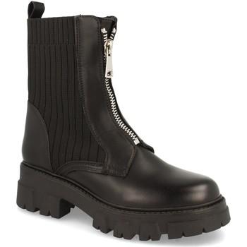Schoenen Dames Enkellaarzen Ainy 8723 Negro