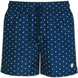 Textiel Heren Zwembroeken/ Zwemshorts Mey Dots Blauw