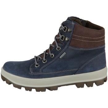 Schoenen Kinderen Laarzen Superfit Tedd Gris, Marron, Graphite
