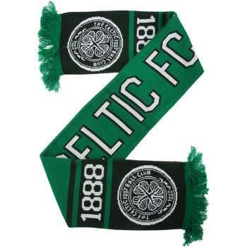Accessoires Sjaals Celtic Fc  Groen/zwart