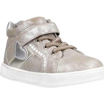 Schoenen Meisjes Hoge sneakers Chicco FIORELLA Goud