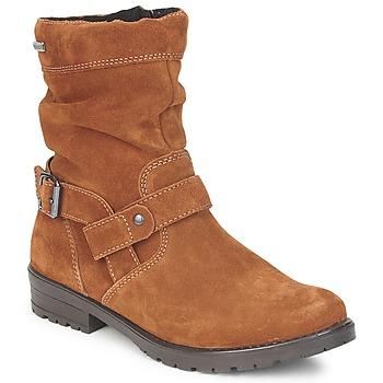 Schoenen Meisjes Laarzen Ricosta RAJSA Brown
