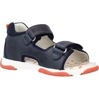 Schoenen Jongens Sandalen / Open schoenen Garvalin 212608 Blauw