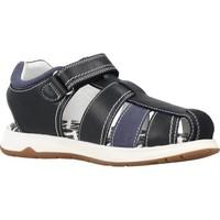 Schoenen Jongens Sandalen / Open schoenen Garvalin 212640 Blauw