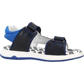 Schoenen Jongens Sandalen / Open schoenen Garvalin 212642 Blauw