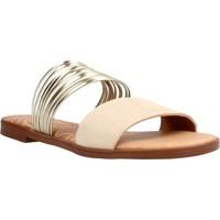 Schoenen Dames Sandalen / Open schoenen MTNG 51057M Beige