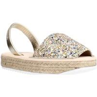 Schoenen Meisjes Sandalen / Open schoenen Ria 21920 21224 Goud