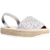 Schoenen Meisjes Sandalen / Open schoenen Ria 21920 21224 Zilver