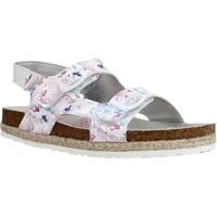 Schoenen Meisjes Sandalen / Open schoenen Asso AG11012 Wit