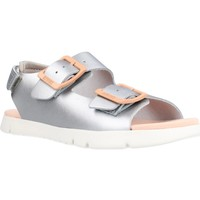 Schoenen Meisjes Sandalen / Open schoenen Camper 005 ORUGA Zilver