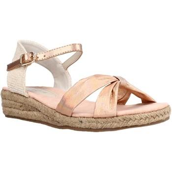 Schoenen Meisjes Sandalen / Open schoenen Conguitos LV555712 Roze