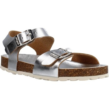 Schoenen Meisjes Sandalen / Open schoenen Conguitos LV128575 Zilver