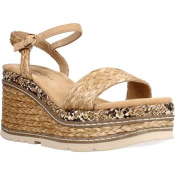 Schoenen Dames Sandalen / Open schoenen Alma En Pena V21500 Bruin