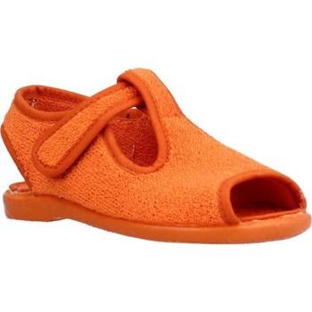 Schoenen Jongens Sloffen Vulladi 3105 052 Oranje