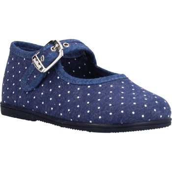 Schoenen Meisjes Derby & Klassiek Vulladi 729 590 Blauw