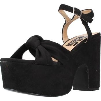 Schoenen Dames Sandalen / Open schoenen Refresh 069723r Zwart