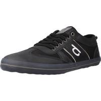 Schoenen Heren Lage sneakers Duuo PERE 01 Zwart