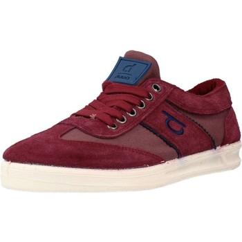 Schoenen Dames Lage sneakers Duuo NEW PERE 05 Rood