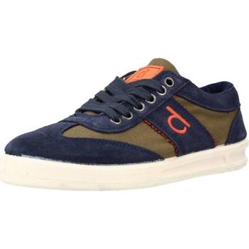 Schoenen Dames Lage sneakers Duuo NEW PERE 07 Blauw