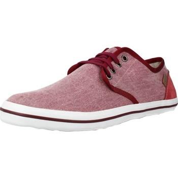 Schoenen Dames Lage sneakers Duuo GONZALO 13 Rood