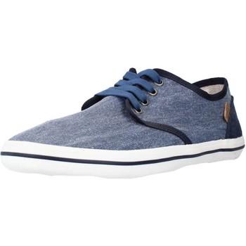 Schoenen Heren Lage sneakers Duuo GONZALO 12 Blauw