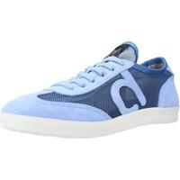 Schoenen Dames Lage sneakers Duuo M0OD 020 Blauw