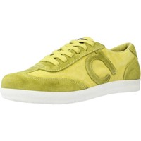 Schoenen Dames Lage sneakers Duuo M0OD 025 Geel
