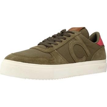Schoenen Heren Lage sneakers Duuo RADIO 007 Groen