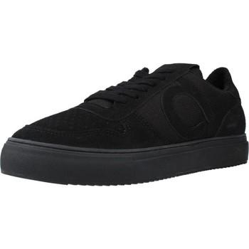 Schoenen Heren Lage sneakers Duuo RADIO 040 Zwart
