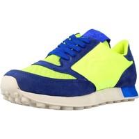 Schoenen Heren Lage sneakers Duuo SOUND 005 Geel