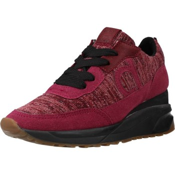 Schoenen Dames Lage sneakers Duuo RAVAL 018 Rood