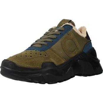 Schoenen Dames Lage sneakers Duuo TALK 016 Groen