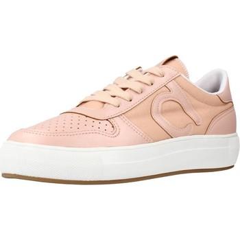 Schoenen Dames Lage sneakers Duuo FENIX 003 CF Roze