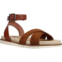 Schoenen Dames Sandalen / Open schoenen Porronet 2759P Bruin