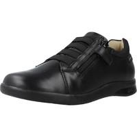 Schoenen Meisjes Lage sneakers Garvalin 171701 Zwart
