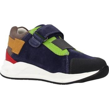Schoenen Jongens Lage sneakers Garvalin 201356 Blauw