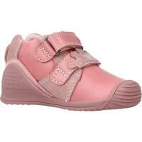 Schoenen Meisjes Enkellaarzen Biomecanics 211109 Roze