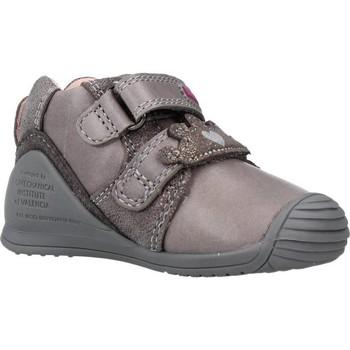 Schoenen Meisjes Enkellaarzen Biomecanics 211109 Grijs